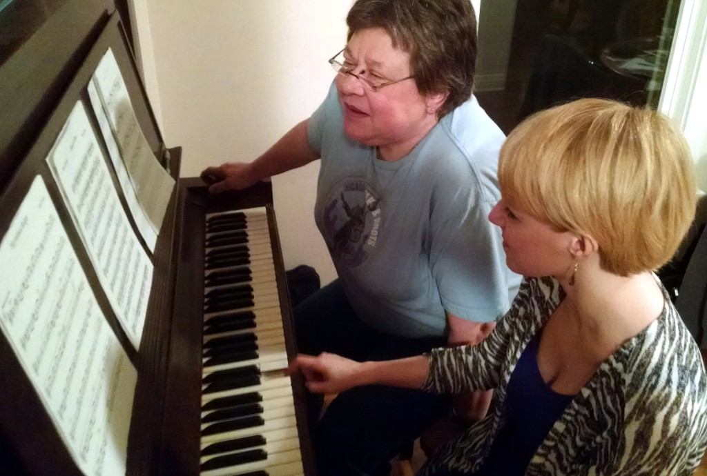 Piano Lessons with Marianne